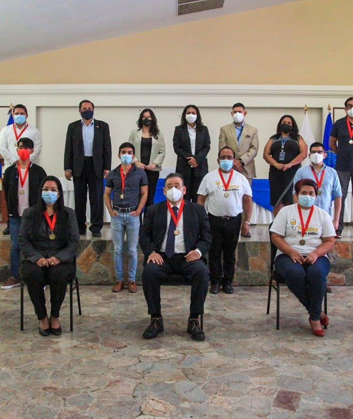 Ministerio de Salud conmemora el Día Mundial del Donante de Sangre