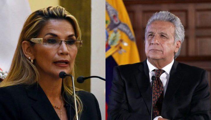 Denuncian a expresidente de Ecuador por envío de municiones a Bolivia