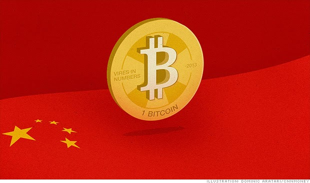 China obliga a bancos a bloquear transacciones con «criptos»