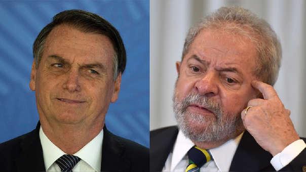«Lula» Da Silva llama genocida a Bolsonaro por las muertes por Covid en Brasil