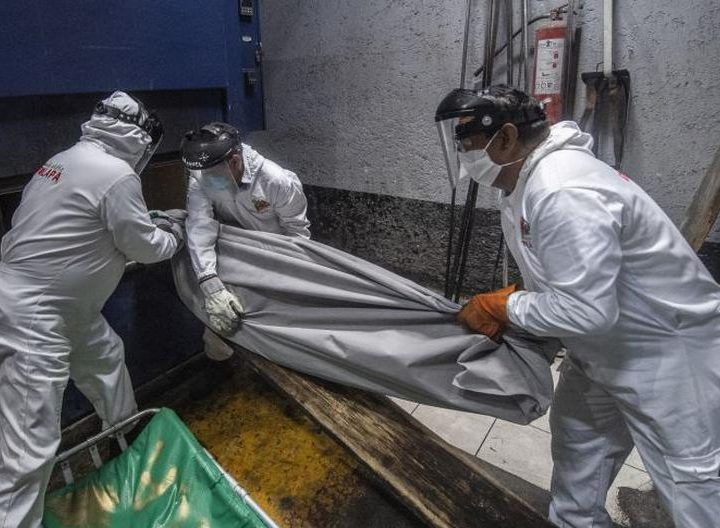 Estados Unidos e India como los países más afectados por la pandemia