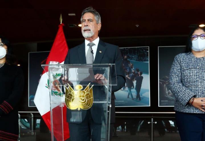 Estados Unidos avala elecciones en Perú
