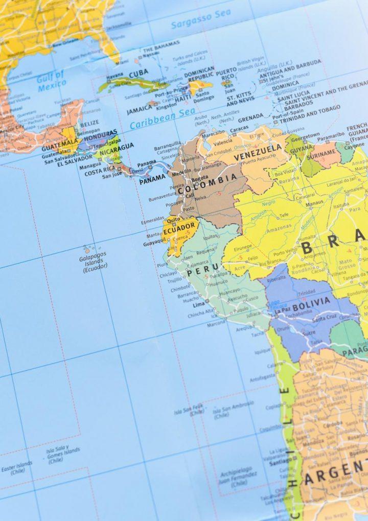 América Latina sigue con fuerte impacto por la pandemia