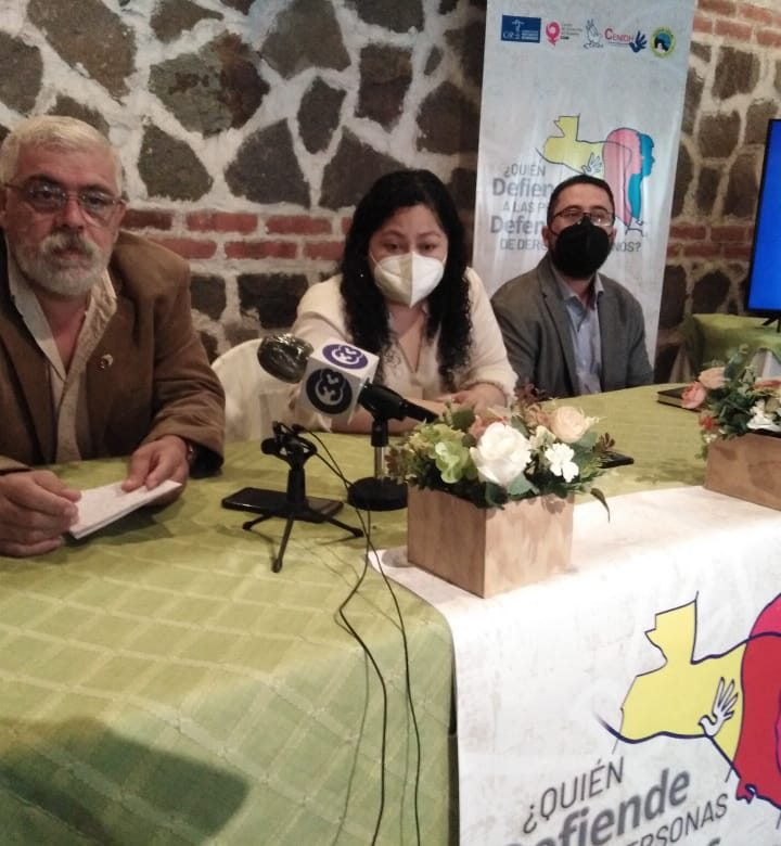 Organizaciones centroamericanas denuncian persecusión por parte de sus gobiernos