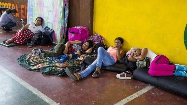 ONU revela más de 8.000 personas desplazadas en Colombia