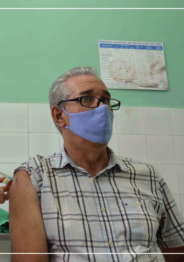 Más de un millón de cubanos vacunados con dosis completa