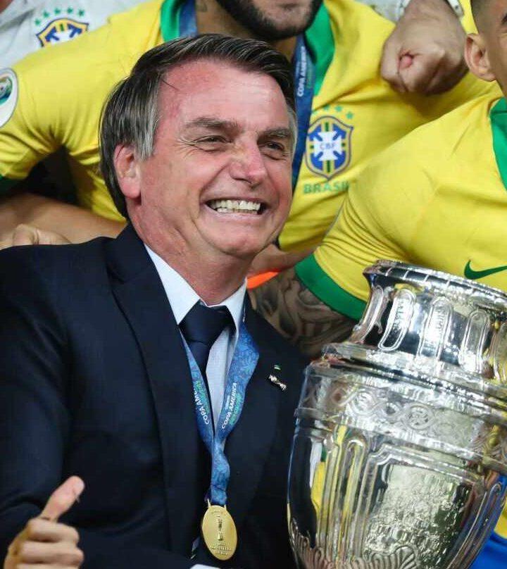 «Si fuera por mí, habría Copa América en Brasil», dice Bolsonaro