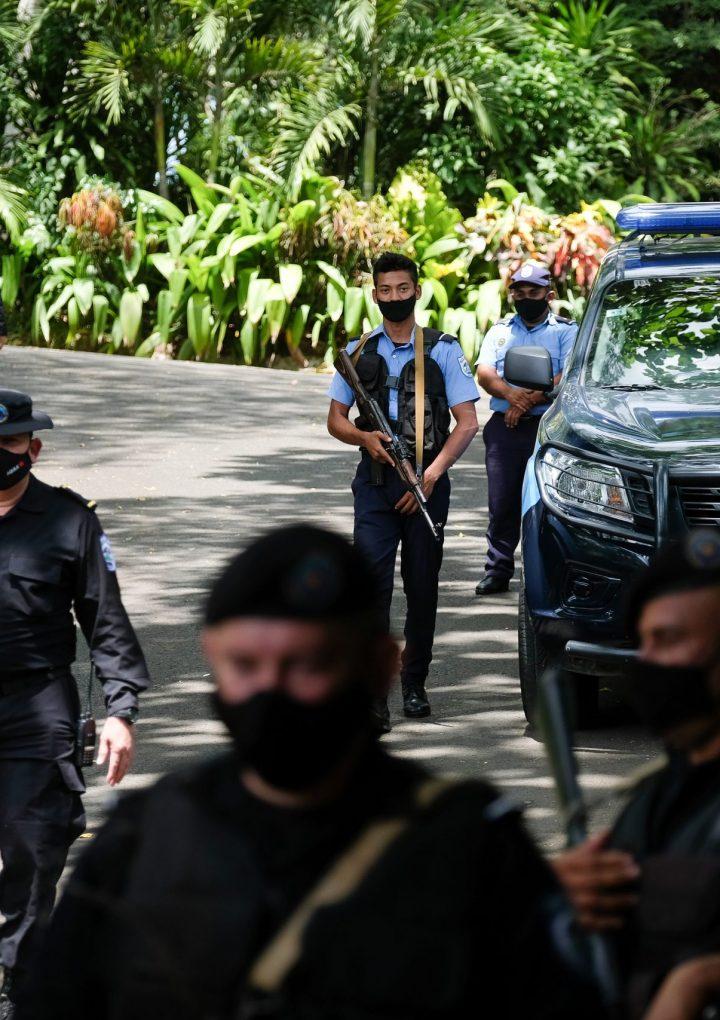Someten a Cristiana Chamorro a arresto domiciliar