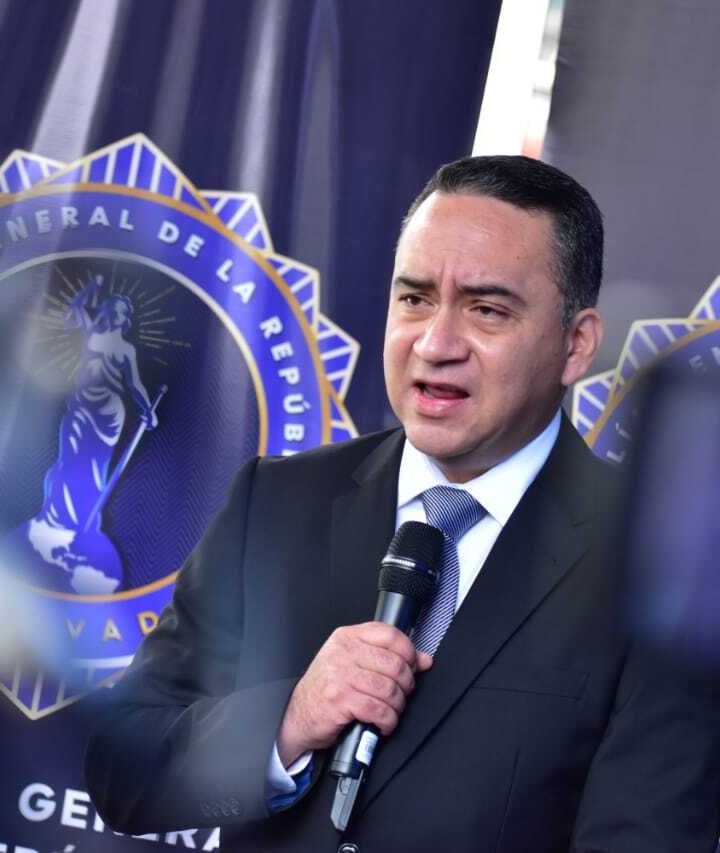 Fiscal general anuncia fin de convenio con la CICIES de la OEA