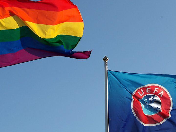 La UEFA recibe críticas por prohibir que se ilumine el Allianz Arena con el arcoíris