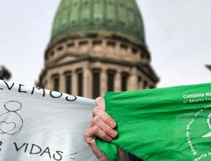 Juez argentino ordena paralizar ley del aborto