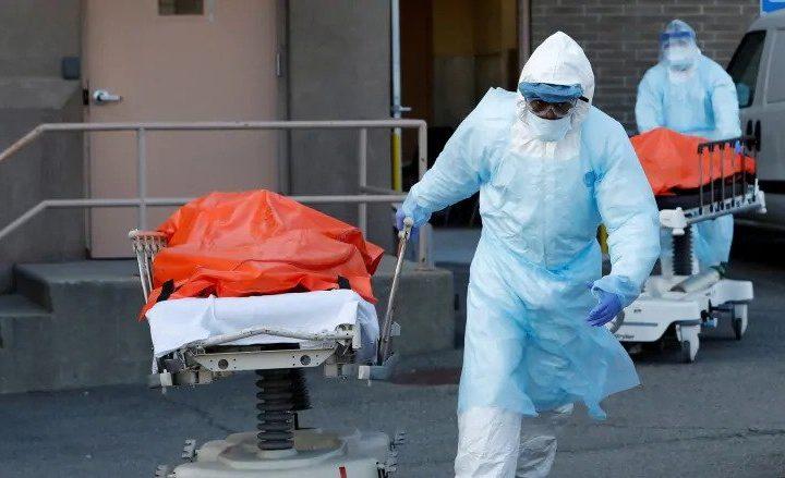 EEUU supera las 600,000 muertes por COVID-19