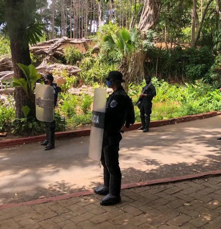 Ministerio Público de Nicaragua ordena la captura de la precandidata Cristiana Chamorro