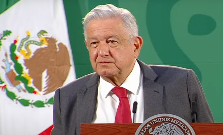 AMLO tomará en cuenta propuesta de periodista de recrear Tenochtitlán en terreno de Texcoco