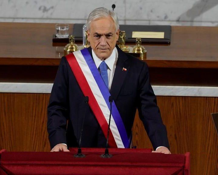 El conservador Piñera aboga por el matrimonio igualitario