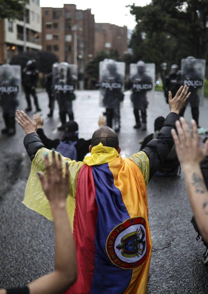 Se registraron 4687 actos de violencia en 2 meses de protesta