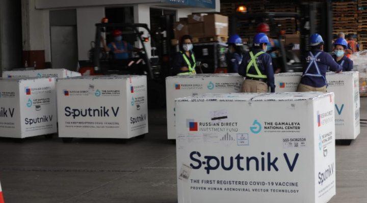 Guatemala recibe donación de vacunas Sputnik V de Rusia