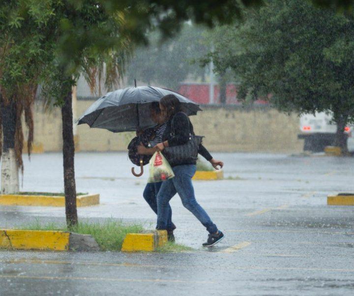 Alta probabilidad de lluvia en territorio nacional