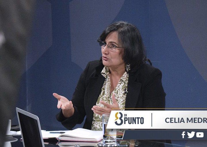 «La centralización del poder está callando las voces»: Celia Medrano