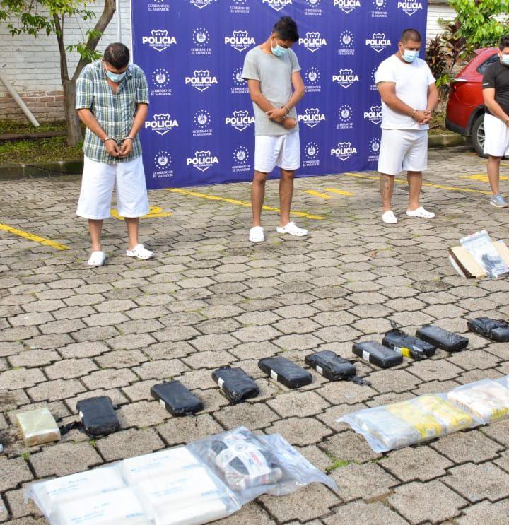 PNC realiza nueva captura por el delito de tráfico ilícito de drogas
