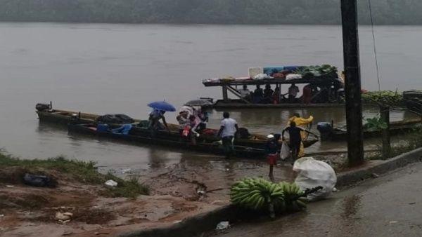 Grupos armados provocan desplazamientos forzados en Colombia