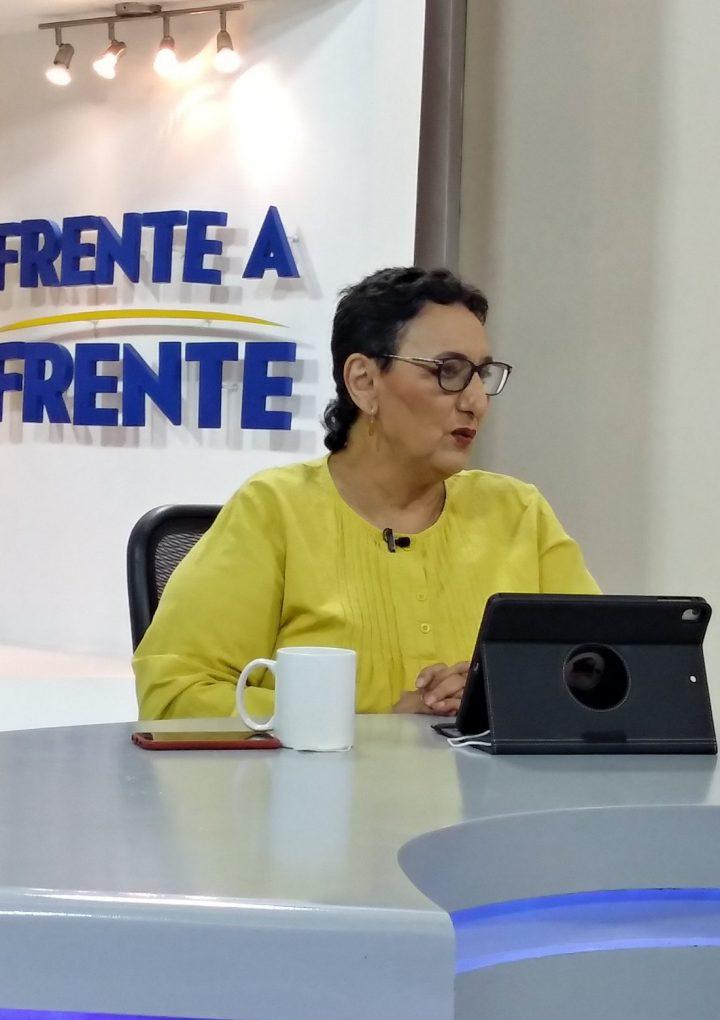 Lorena Peña aseguró que la Bancada Cyan tiene temor de sus superiores