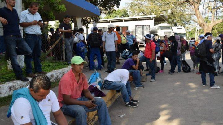 Incrementa porcentaje de detención de salvadoreños en la frontera