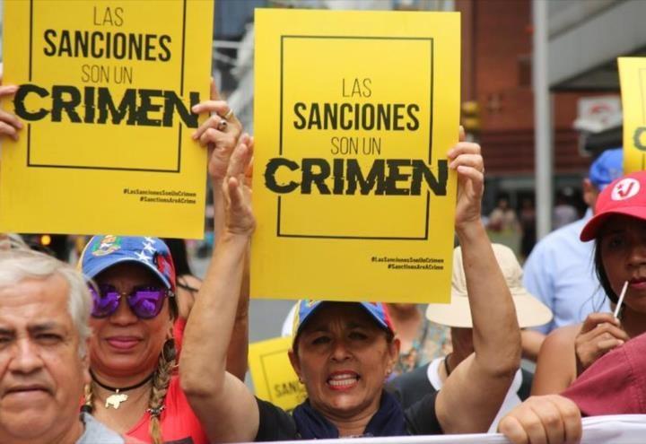 Embargo de USA puede dificultar salud de personas en Venezuela
