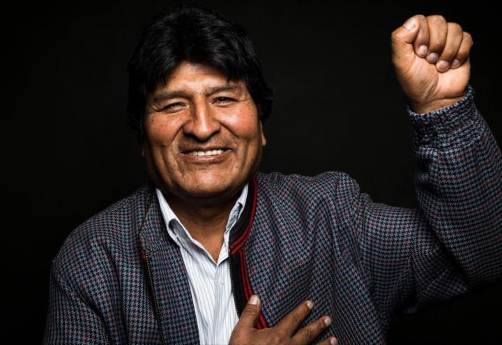 Evo Morales invitado a la toma de posesión de Castillo