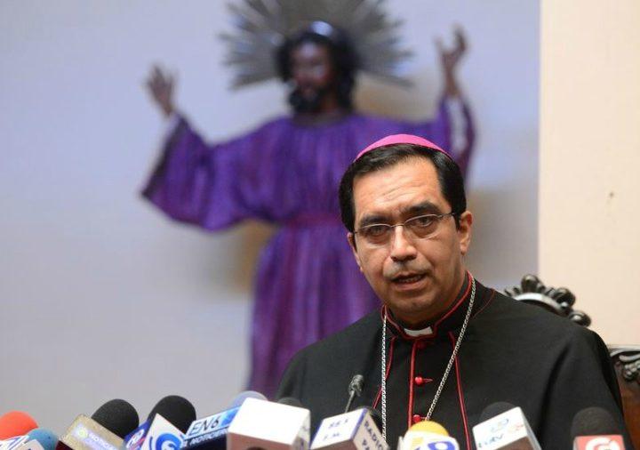 Arzobispo espera que prevalezca la justicia en el país