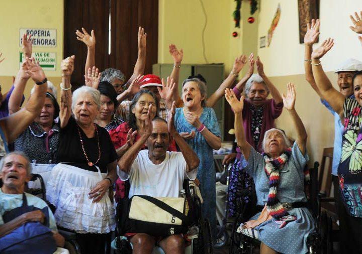 Hoy se celebra el «Día internacional de los abuelos»