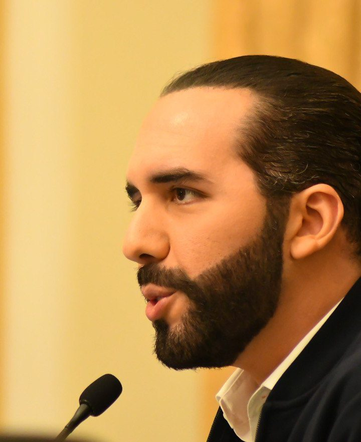 Nayib envía propuesta de Ley para el sector de Seguridad