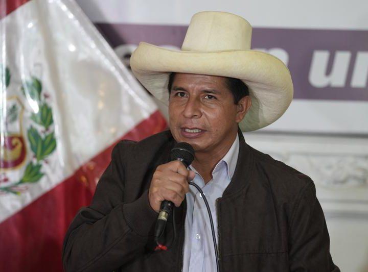 Preparan actos ceremoniales para que Pedro Castillo asuma como presidente