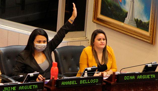 Diputadas del FMLN presentan ley para renegociación de deudas a personas que no puedan pagarlas
