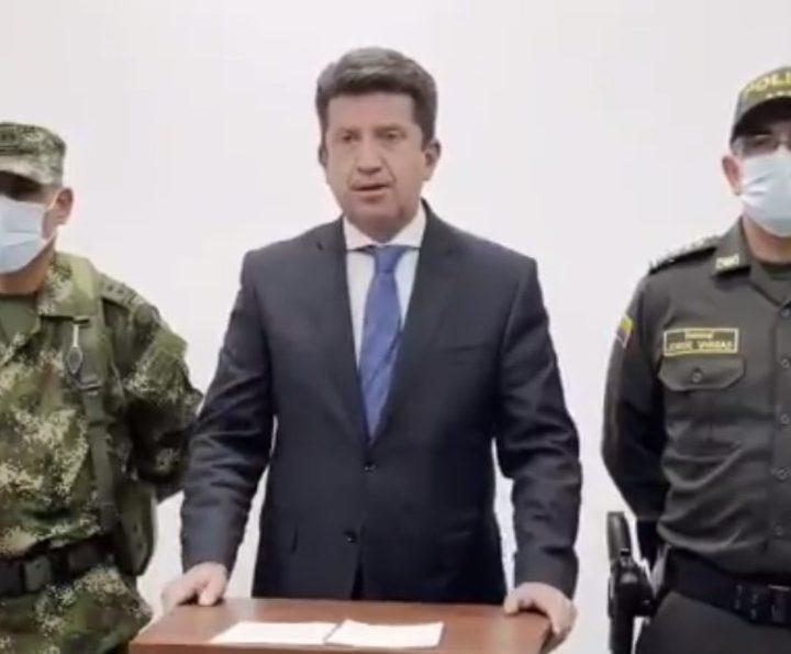 Ministro de Defensa colombiano confirma nacionalidad colombiana de asesinos del presidente haitiano