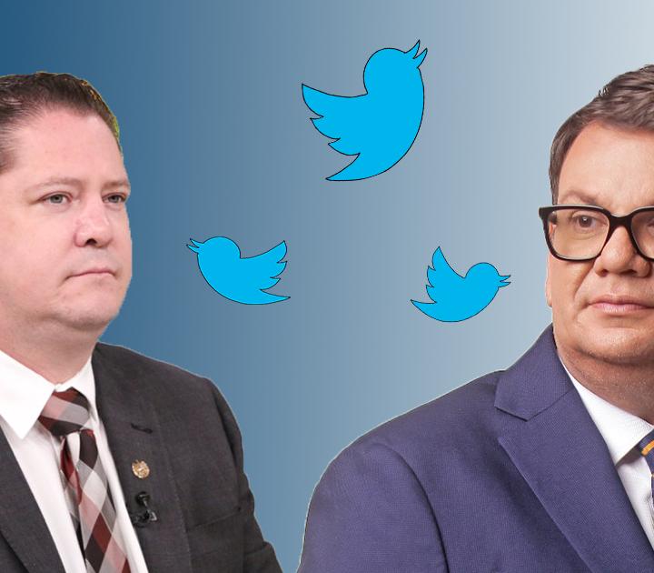 Tuits oficialistas que predijeron las declaraciones de Saca – y predicen lo que viene