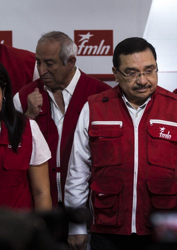 Miembros del FMLN reaccionan ante Lista Engel