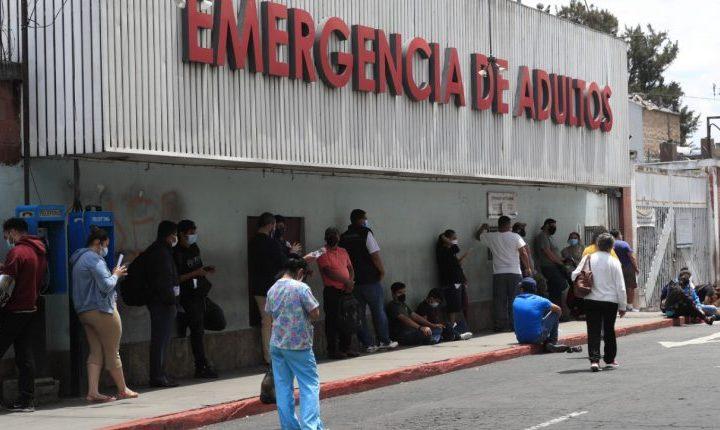 Muere primer paciente con hongo negro en Guatemala