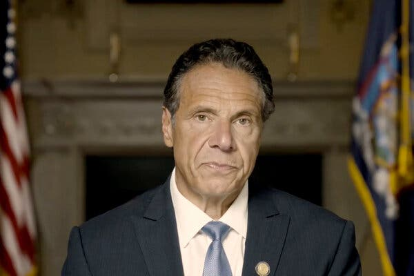 Gobernador Cuomo dimite tras denuncias de acoso sexual