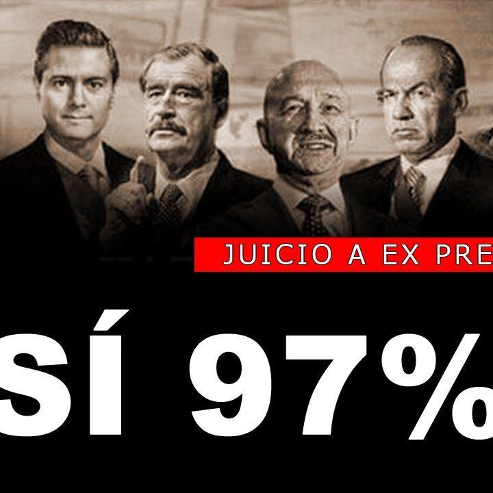 México buscará investigar corrupción de presidentes anteriores