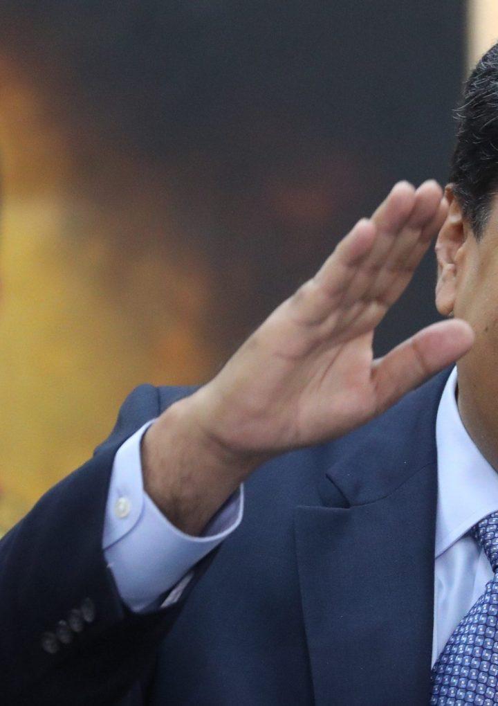 Maduro aseguró que el diálogo con la oposición «va bien»