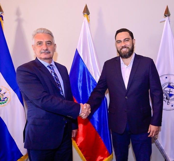 Alcalde Durán se reune con embajador de Rusia