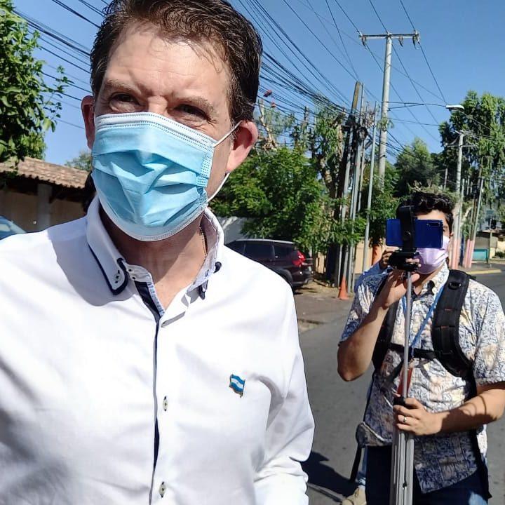 Ortega impone cárcel a director de periódico La Prensa