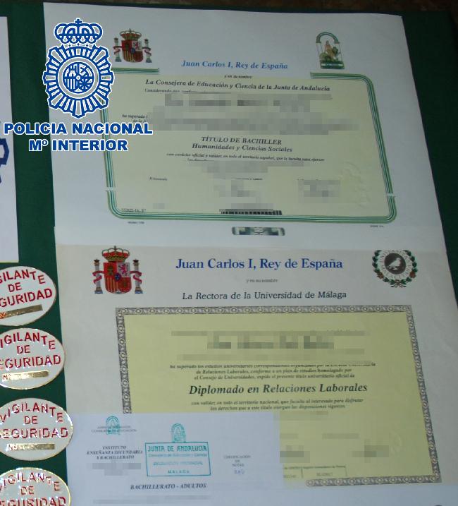 Siguen títulos falsos en Guatemala