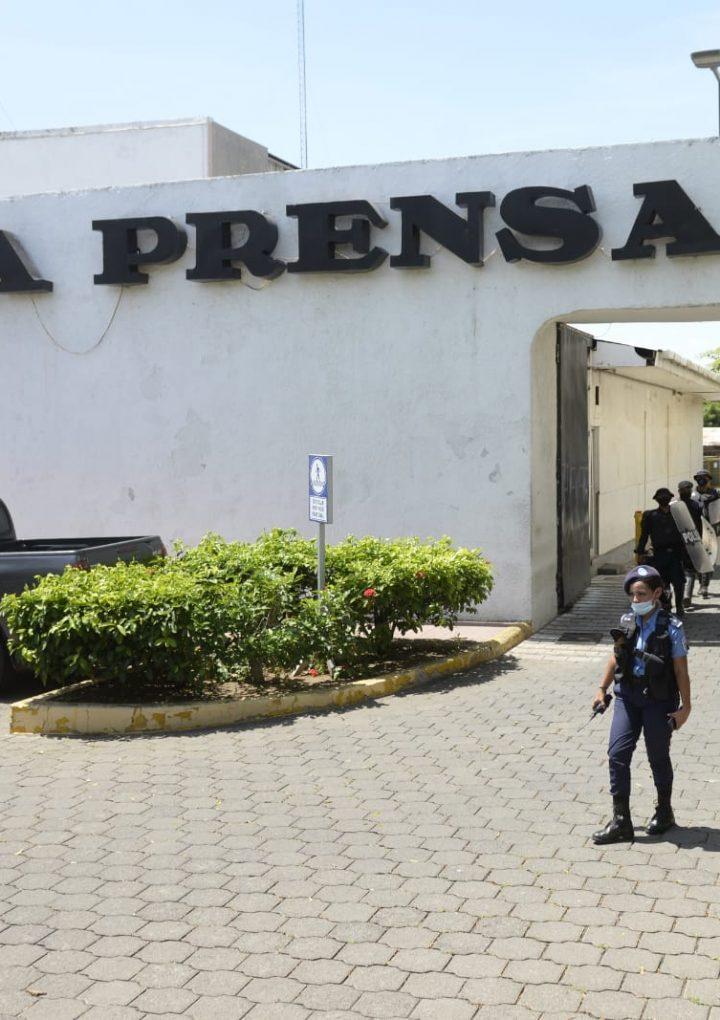 Gobierno de Nicaragua inicia investigaciones en contra del diario La Prensa
