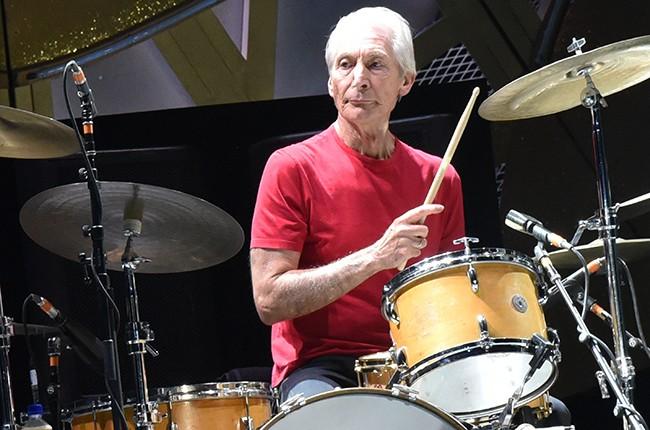 Fallece Charlie Watts, baterista de Rolling Stone