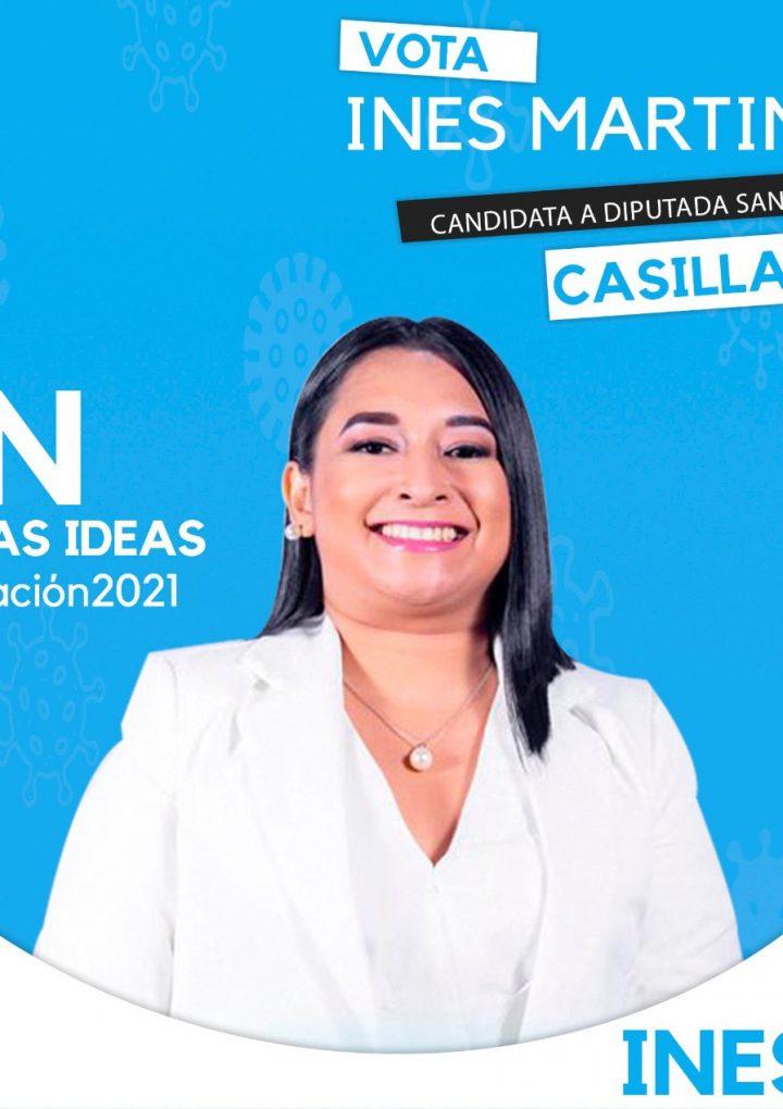 Excandidata a diputada por Nuevas Ideas denuncia posible corrupción en el partido