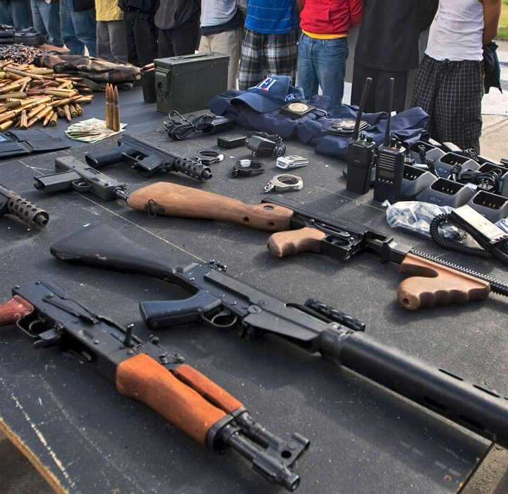 México instará a reforzar control fronterizo debido a tráfico de armas