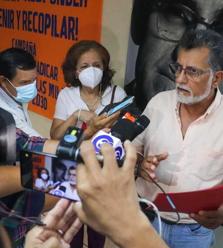 Fundan el Comité de Familiares de Presas y Presos Políticos de El Salvador