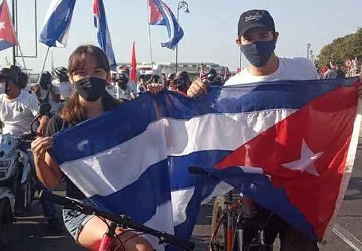 Nueva caravana contra bloqueo norteamericano a Cuba